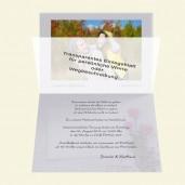 Transparentes Einlegeblatt 16,6 x 11,8 cm