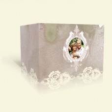 Einladung Silberhochzeit - Rosenspitze