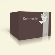 Einladungskarte Kommunion - Taube