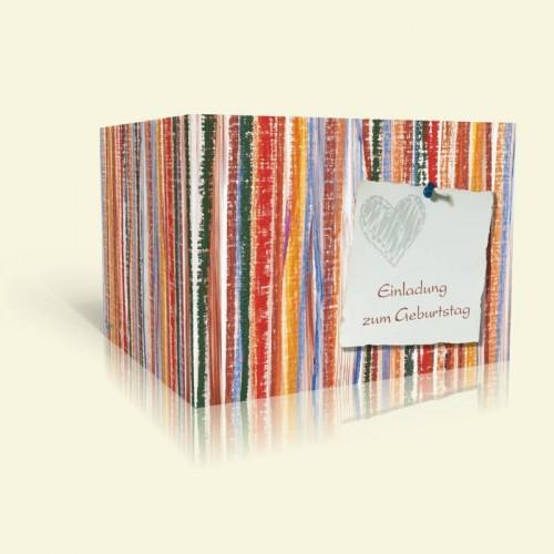 Einladungskarte-Buntsift