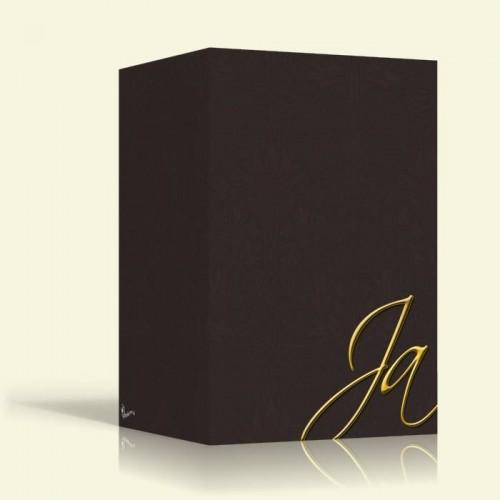 Hochzeitseinladungen  - Ja - Hochformt