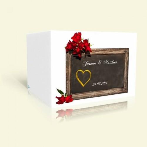 Hochzeitseinladungen  Tafel