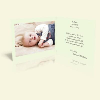 Baby Glücksklee