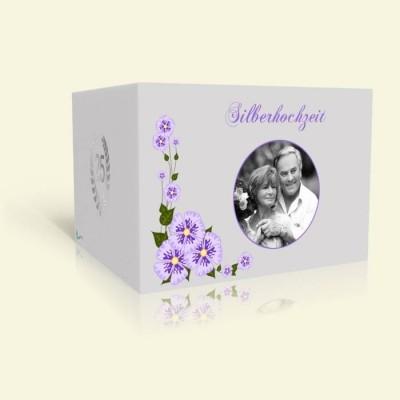 Märchenhafte Blumenranke