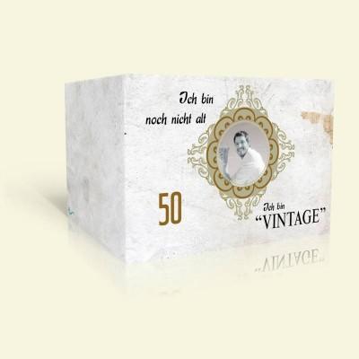 nicht alt aber Vintage