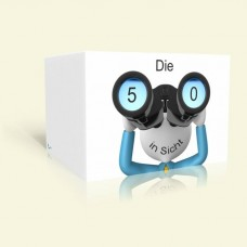 Geburtstagseinladungen 50 - Fernglas